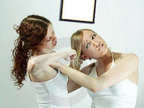 женское соперничество