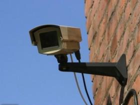 камера на улице