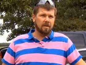 Житель Техаса уцелел после парного потрясения молнией