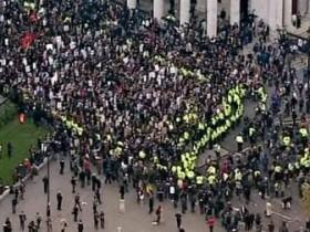 протест в британии
