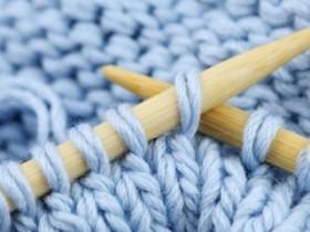 плетение спицами