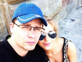 Кристина и Гарик