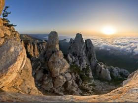 ай-петри,крымские горы