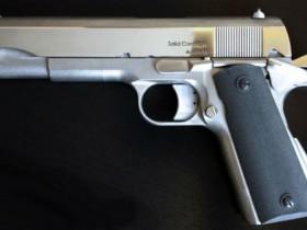 3D-пистолет
