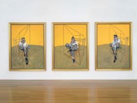 Три портрета Люсьена Фрейда