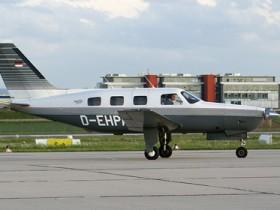 самолет Piper