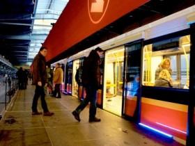 Inspiro, метро в варшава