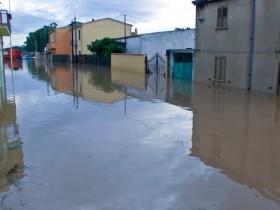 наводнение в сардинии