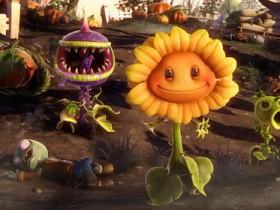 Дата исхода экшна про войну растений и зомби