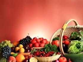 плоды и фрукты