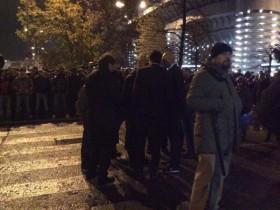 Поклонники Милана устроили акцию протеста против игроков