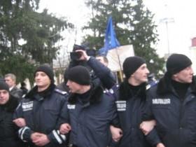 полиция на евромайдане