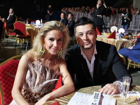 Юлия Ковальчук и Алексей Чумаков