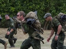 армия Канады