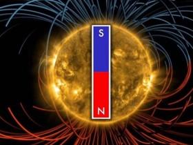 магнитные поля солнца