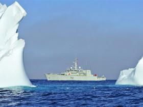 Канада предъявляет территориальные претензии на Арктику