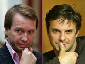 Е. Миронов и Сергей Астахов