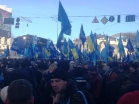 Партия районов: На Азиатской площади 200 млн митингующих