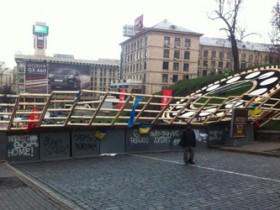 баррикады майдана