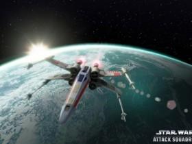 STAR WARS: ATTACK SQUADRONS - ИГРА О КОСМИЧЕСКИХ БОЯХ