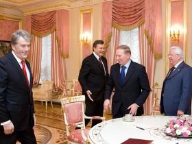 янукович и экс-президенты