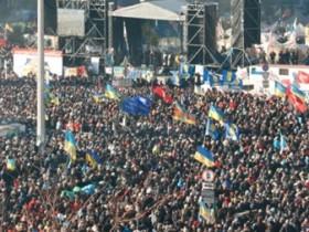 """На Всенародном парламент сделали А """"Майдан"""" и утвердили постановление"""