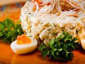 """Рождественское застолье: Больше зелени и готовим салат """"Перл"""""""