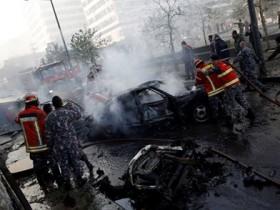взрыв автомашины