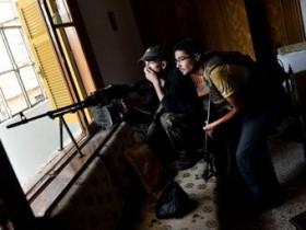 повстанцы,Сирия