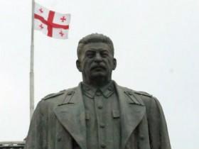 сталин в грузии