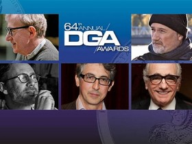 Определены номинанты на премию Гильдии режиссеров США