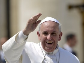 Святейший отец Франциск