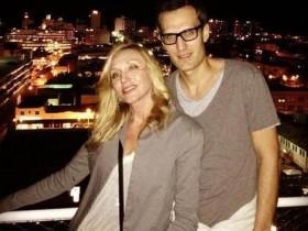 Кристина Орбакайте с супругом
