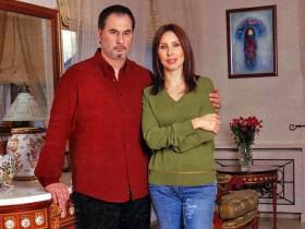 Валерий Меладзе с супругой