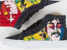обувь в честь Beatles