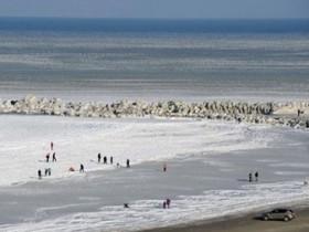 промерзло море