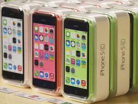 У североамериканской школьницы в кармане загорелся Айфон 5с