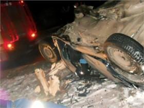 В Киеве вечером в катастрофы были убиты двое
