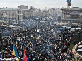 """На Майдане пройдет десятое """"Народное вече"""""""