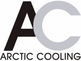 arctic cooling,logo