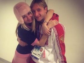 Рудковская устроила на Олимпиаде астральную фан-поддержку