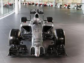 McLaren Mercedes MP4-29.