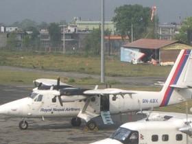 самолет непал