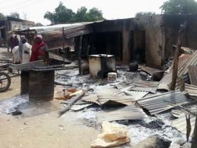 деревня,нигерия