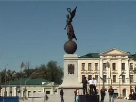 харьков,памятник Независимости