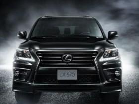 Lexus LX 570 Supercharger: внедорожник класса люкс