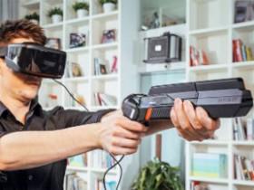 Китайский аналог Oculus Rift выйдет к успеху на Kickstarter