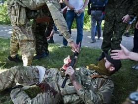 Мэр Донецка подтвердил смерть сорока человек в ходе АТО