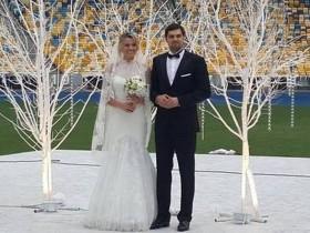 Фото со свадьбы  Евтушенко и Натальи Добрынской