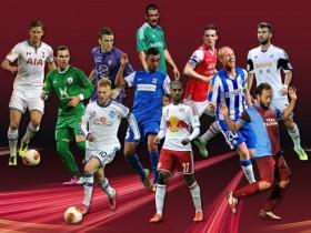 сборная Лиги Европы УЕФА